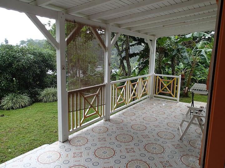Maison traditionnelle Zandoli