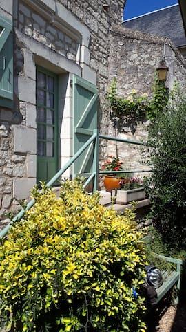 Maison ancienne du 15 ième siecle