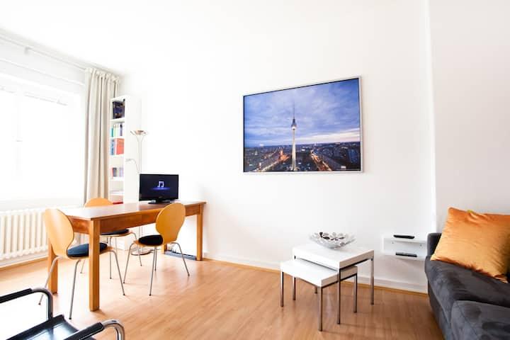 Berlin City Studio Apt.