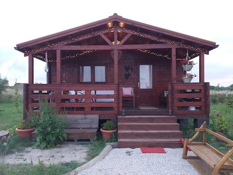 Wooden cottage in Pateira - Fermentelos
