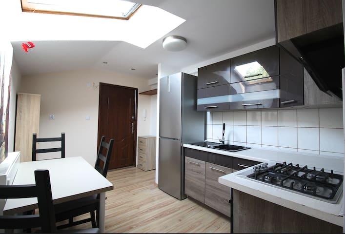 City Center - Modern 1 BR Apartment