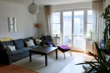 Zimmer in super zentraler Wohnung