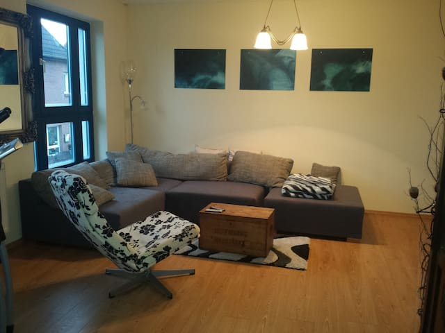 90 qm mit Blick auf's Wasser - Ribnitz-Damgarten - Apartament