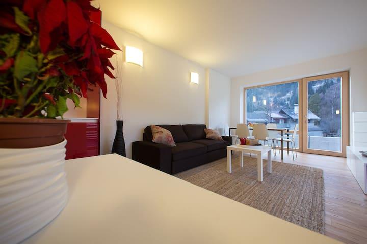 Isola di relax in mezzo alla natura - Ebene Reichenau - Appartamento