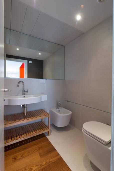 Appartamento due camere, WC