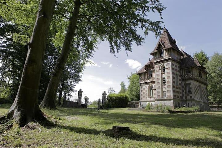 Miss Maggie - charmante maison en normandie - Norolles - Dom