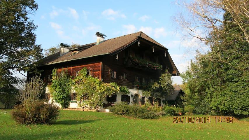 Bauernhaus / Salzburg Umgebung - Großgmain - House
