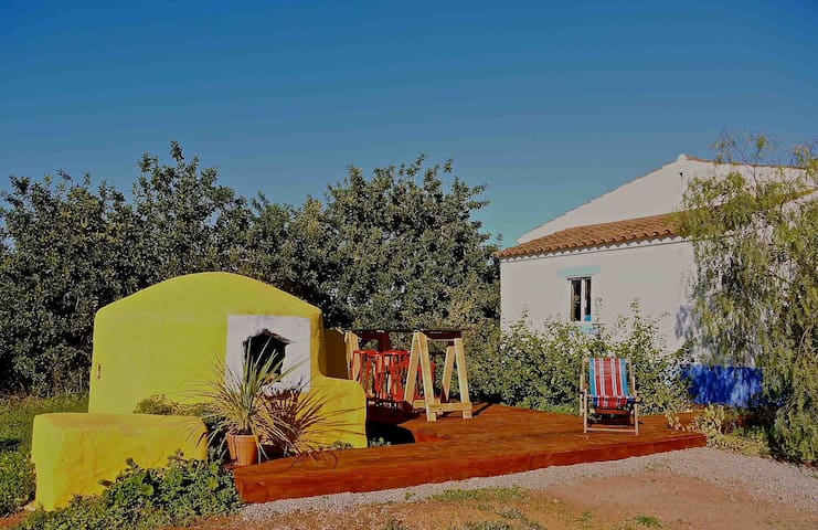 The Beekeepers Farmhouse - Castro Marim - Maison