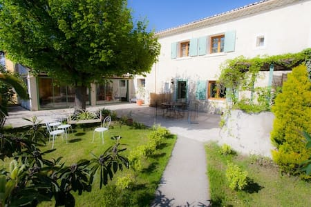 Le Mas de Mirabel B&B Provence - Mirabel-aux-Baronnies - Bed & Breakfast