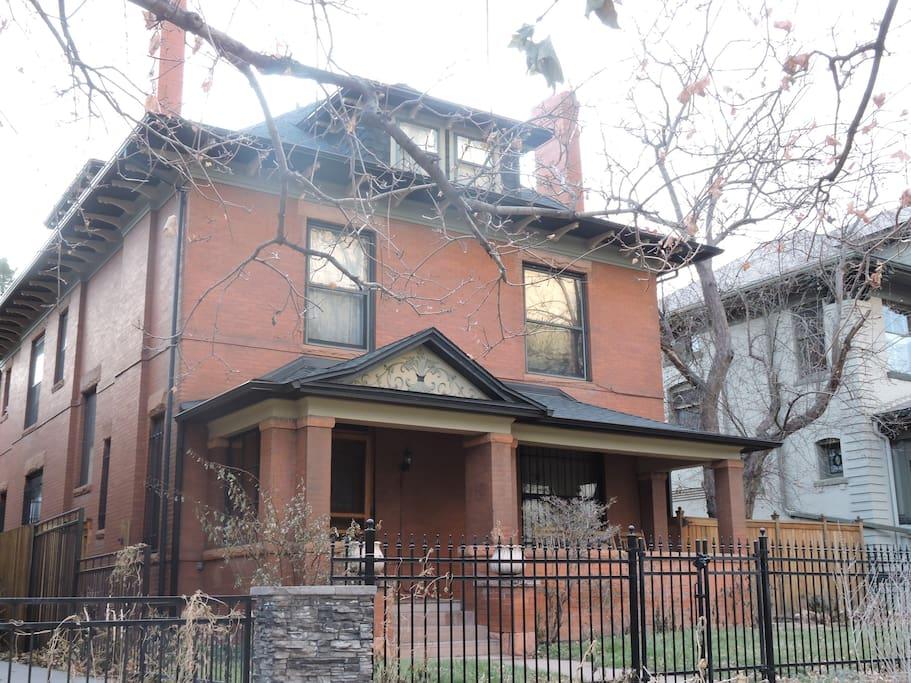 Historic Bedroom 420 Parking Houses For Rent In Denver Colorado United States