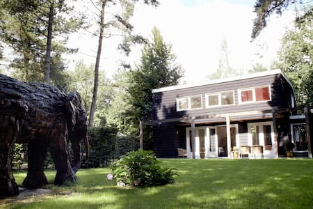 Forest house 'The Helping Elephant' - Oirschot - Hus