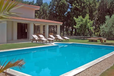 Luxurious Villa - Pool & Sea Views - Perd'e Sali