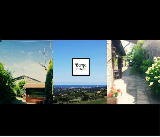 BORGO TRENTATRE - Verucchio - House