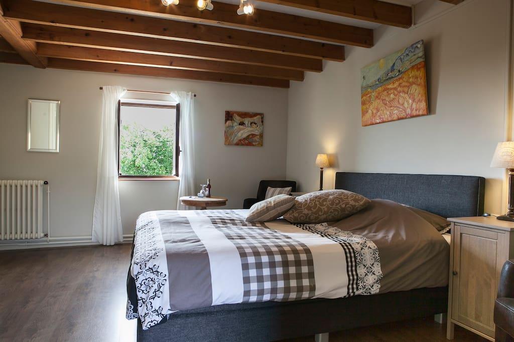 Room Vue de château