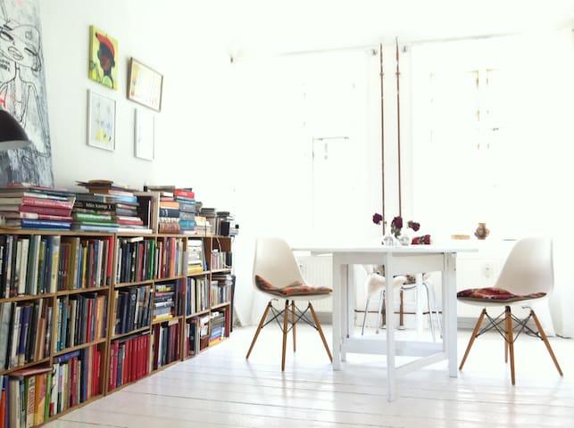 Charming apartment in Copenhagen - Copenhagen - Apartment