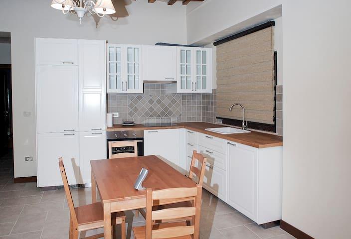 Appartamento della citta vecchia - Montegranaro - Apartemen