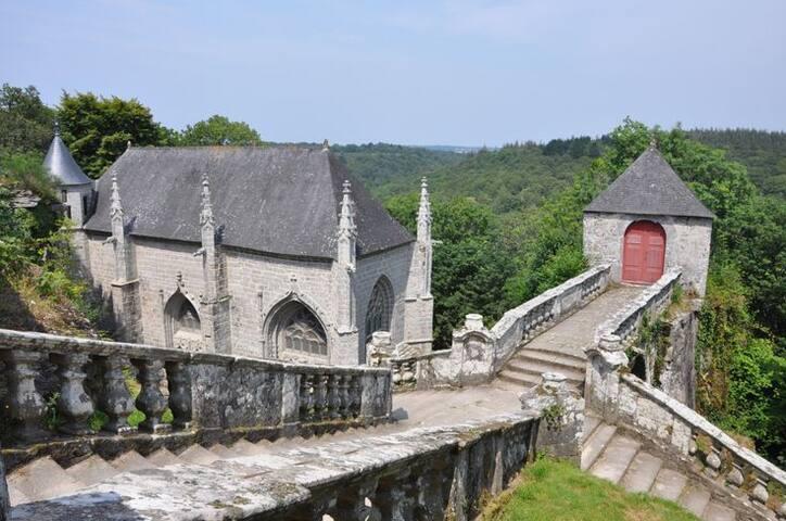 Welcome au Pays du Roi Morvan