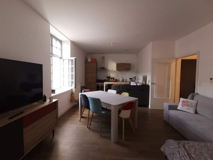 Appartement meublé 47m2 en centre ville d'Arras