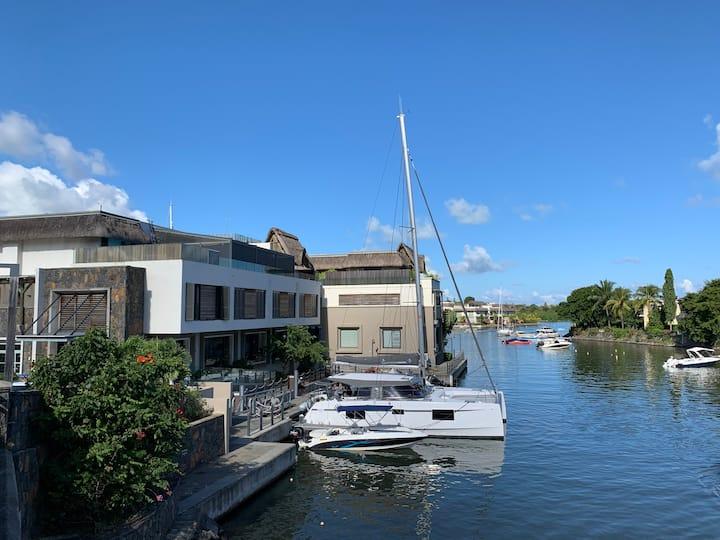 Sail around Mauritius on a brand new Catamaran
