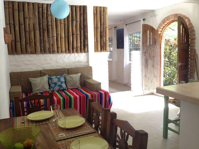 Casa Tortuga Verde - Yelapa - Yelapa - House