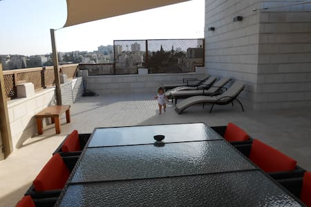 By The Lemon Tree Furnished Rooms - Amman - Bed & Breakfast