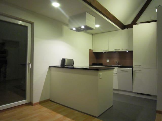Gemütliches Wohnung.... - Rheineck - Wohnung