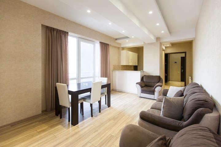 Luxury Apartment For Daily Rent  - Tbilisi - Apartemen