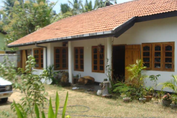 Comfortable 2 bedrm villa Sri Lanka - Arugam Bay - Rumah
