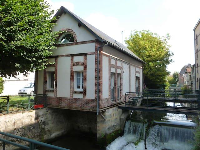 Gîte l'Atelier du moulin - Nogent-le-Roi - Rumah