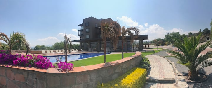 Luxurious, fully equipped apartment in Balvanera