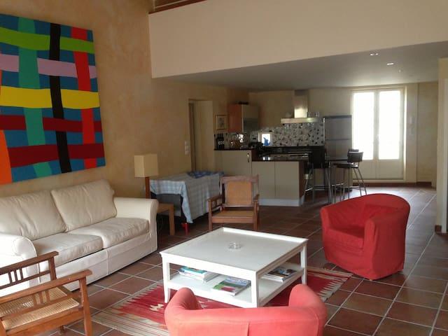 Maison de village dans le Languedoc - Luc-sur-Orbieu - House