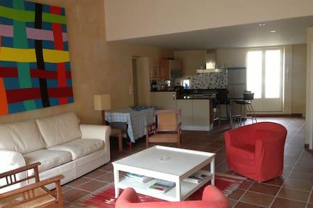 Maison de village dans le Languedoc - Luc-sur-Orbieu