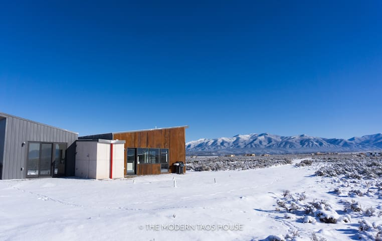 The Modern Taos House:Opening March 2018! Book now