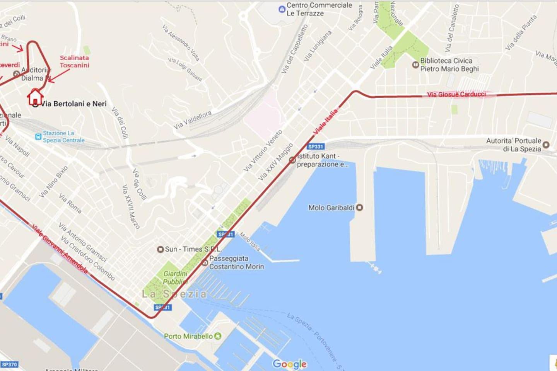 Golfo dei Poeti e Cinque Terre - Apartments for Rent in La Spezia ...
