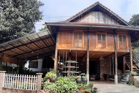 Lim's House in Mai Chau