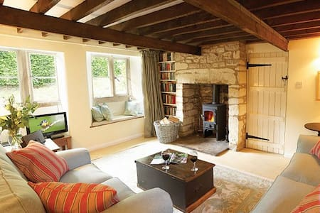 Jasmine Cottage - Windrush, Nr Burford
