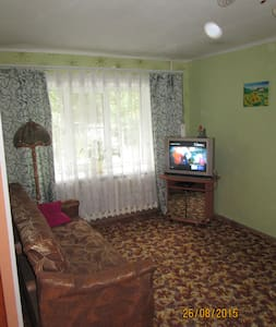 Сдам посуточно квартиру рядом с центром города - Vladimir - Appartement