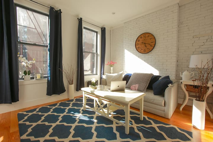 ★Modern,Cozy 3BDR/2BA Getaway in Upper East!