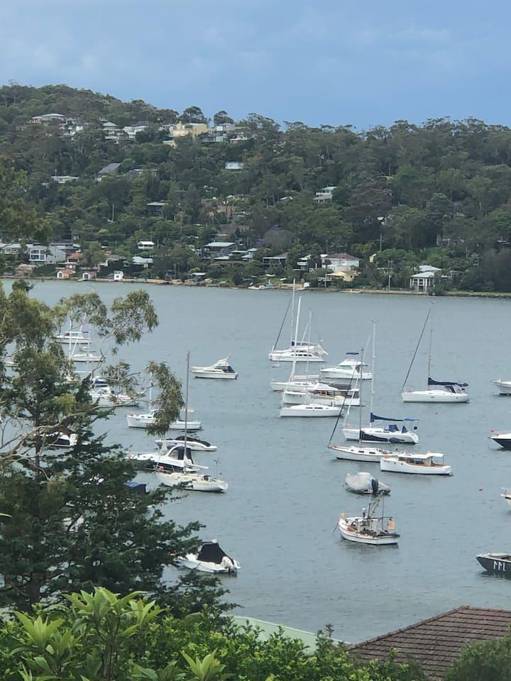 Careel Bay Getaway