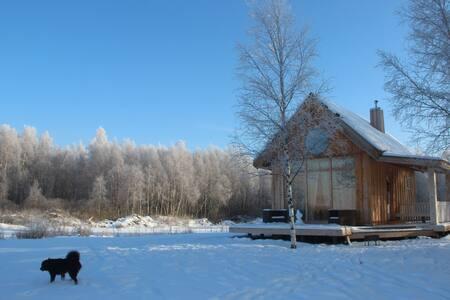 Тростниковый дом
