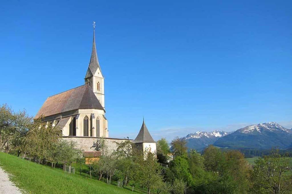 Wallfahrtskirche St.Leonhard Tamsweg