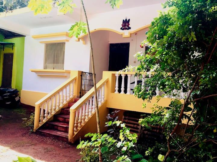 3 Bedroom House -  Near Patnem / Palolem
