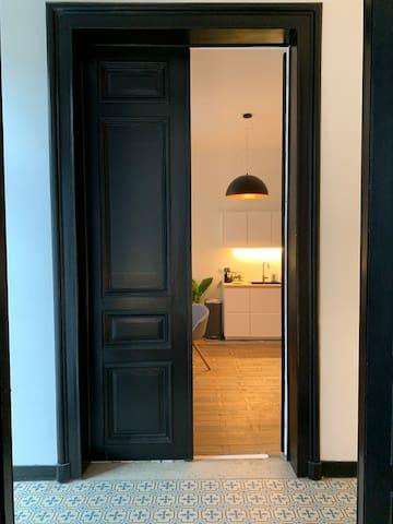 Mr White's, appartement cosy & entrée autonome!