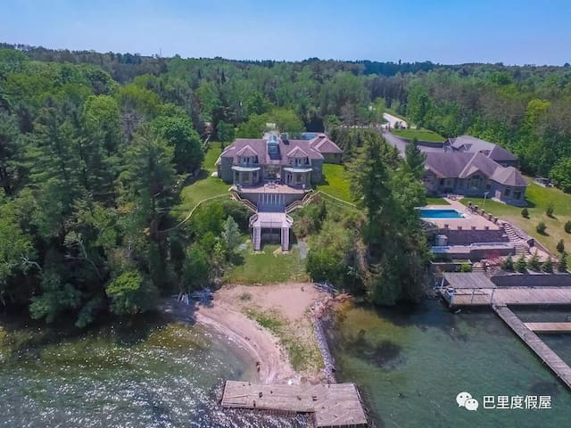 Luxury cottage near ski resort& Casinorama