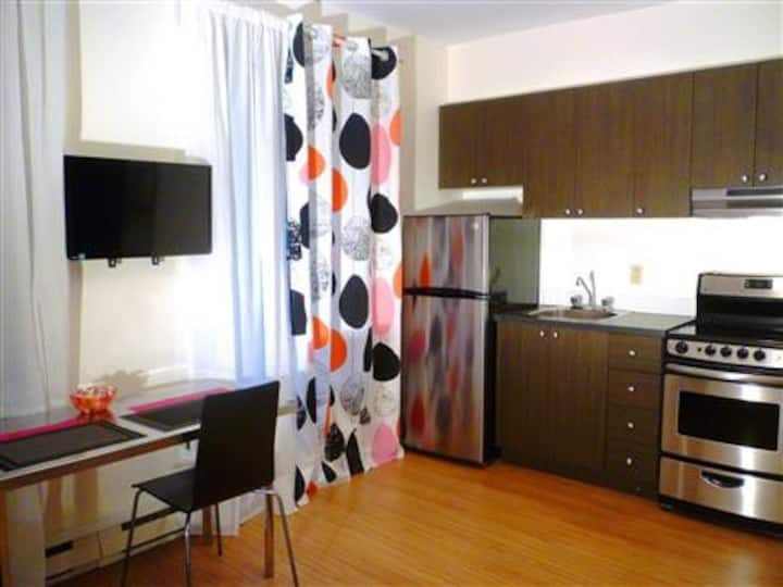#402 Pretty, Fully Furnished APT in Downtown East