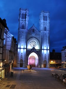 STUDIO - CATHEDRALE SAINT VINCENT - Chalon-sur-Saône