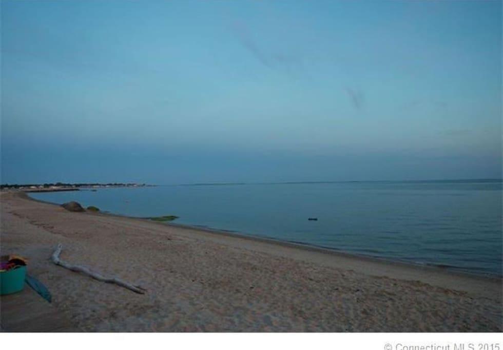 Chalker Beach - Private