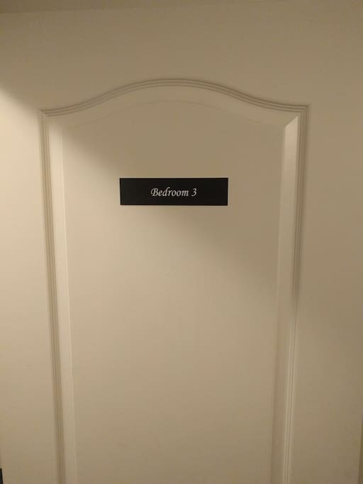 Your Bedroom Door