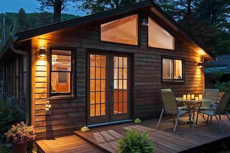 Cozy Catskills Cottage on the Esopus Creek