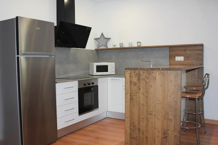 Apartment in Ribes de Freser